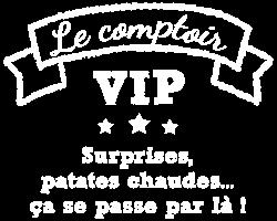 Comptoir VIP