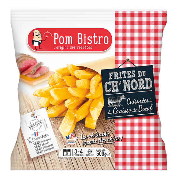 frites du ch'nord pom bistro