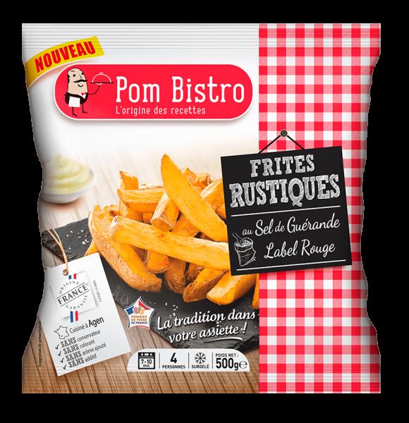 frites rustiques pom bistro