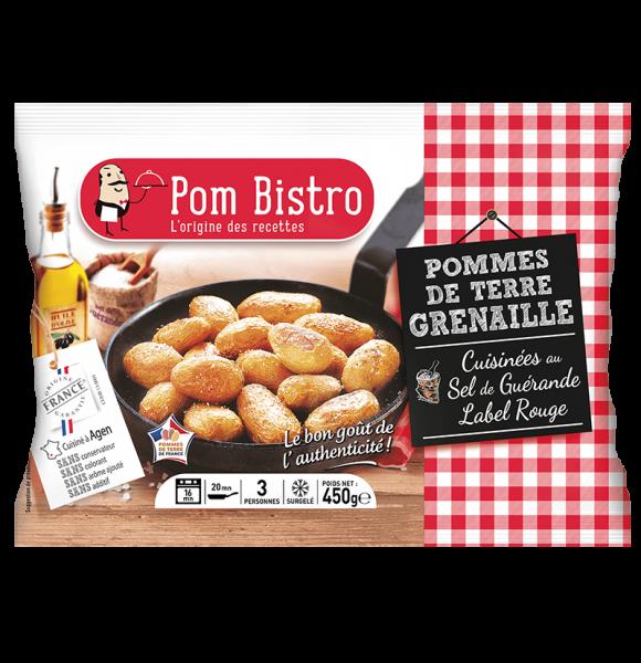 Pommes de Terre Grenaille Pom Bistro